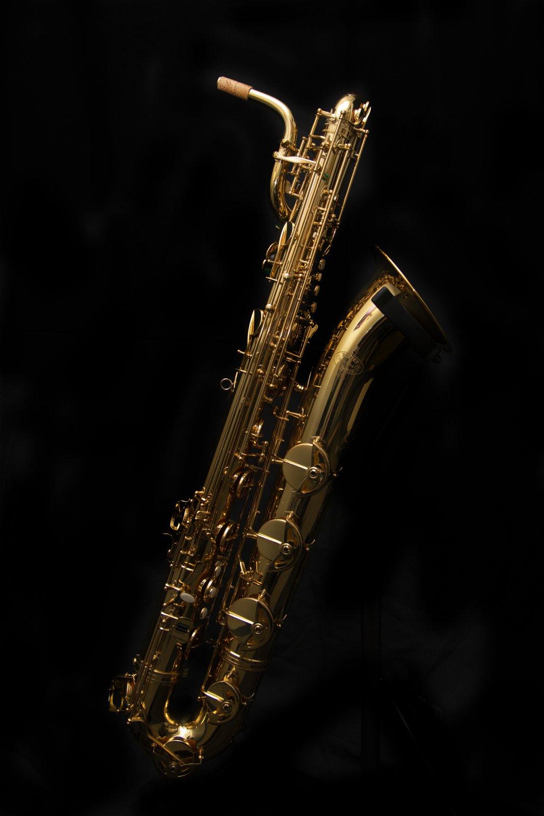 Buffet Crampon 400 Series Professional Baritone Saxophone