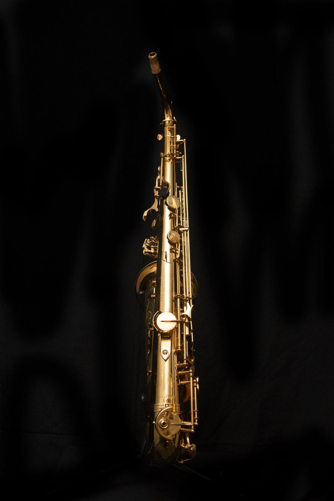 Excellent Buffet Crampon 400 Series Professional Tenor Saxophone Download Free Architecture Designs Intelgarnamadebymaigaardcom