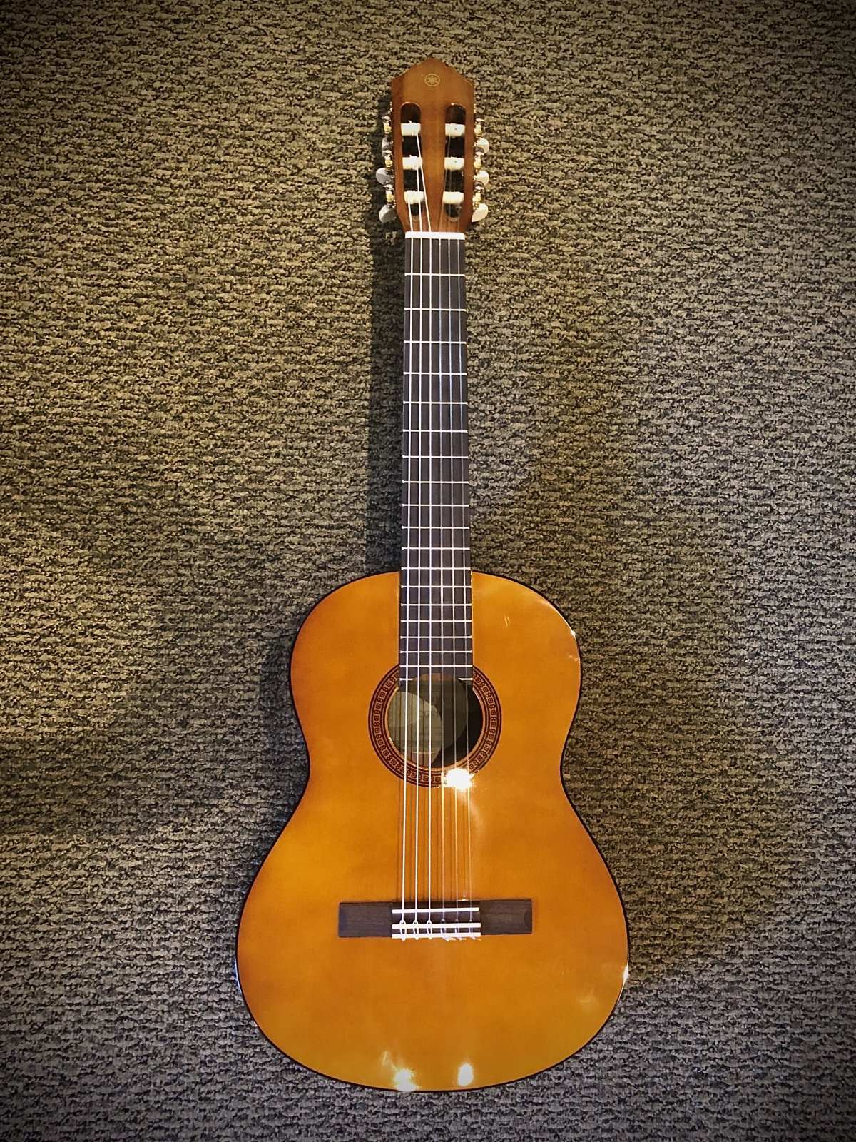 Yamaha Student Series Nylon Acoustic (Classical) 1/2 Guitar