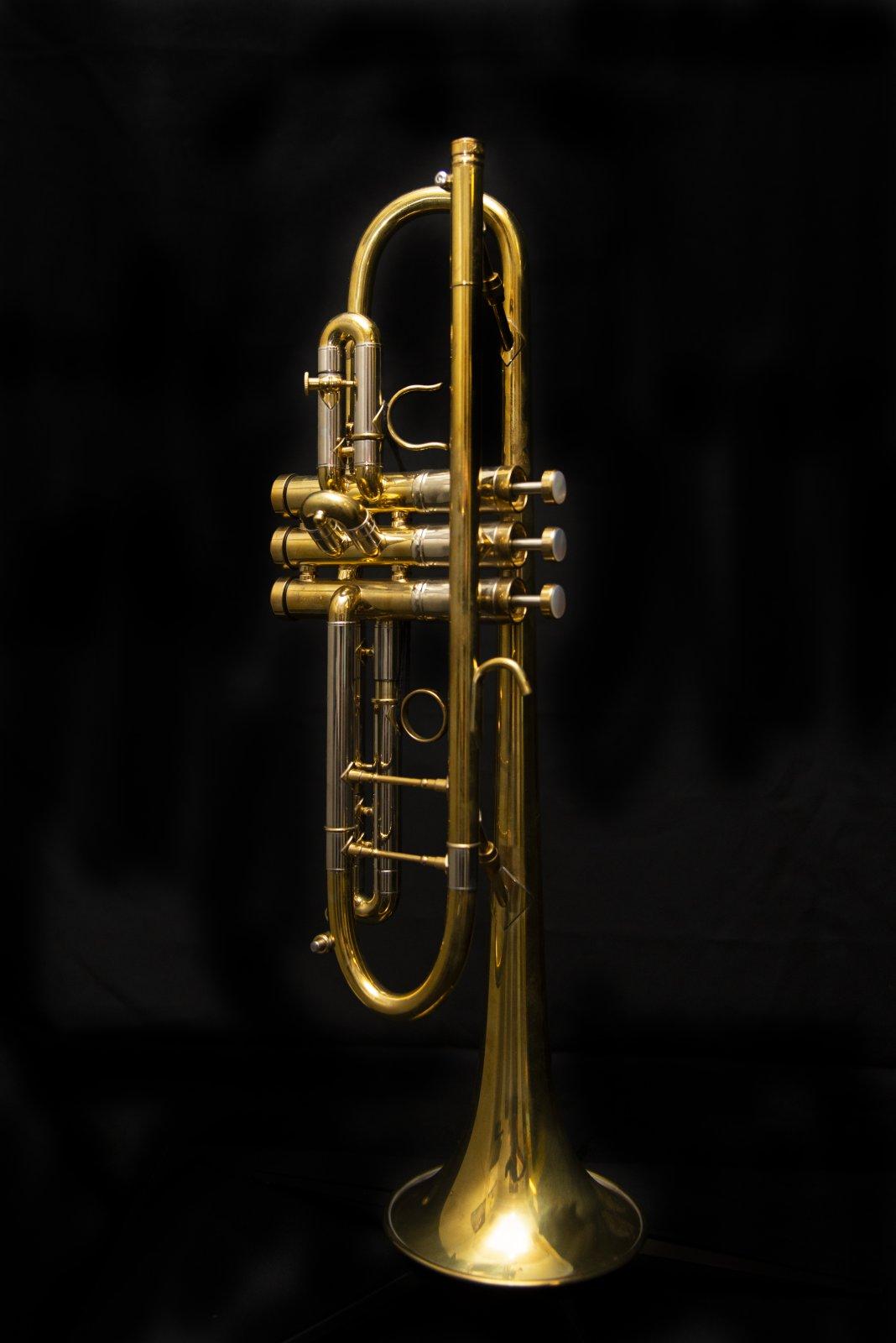 Edwards Generation III Bb Trumpet