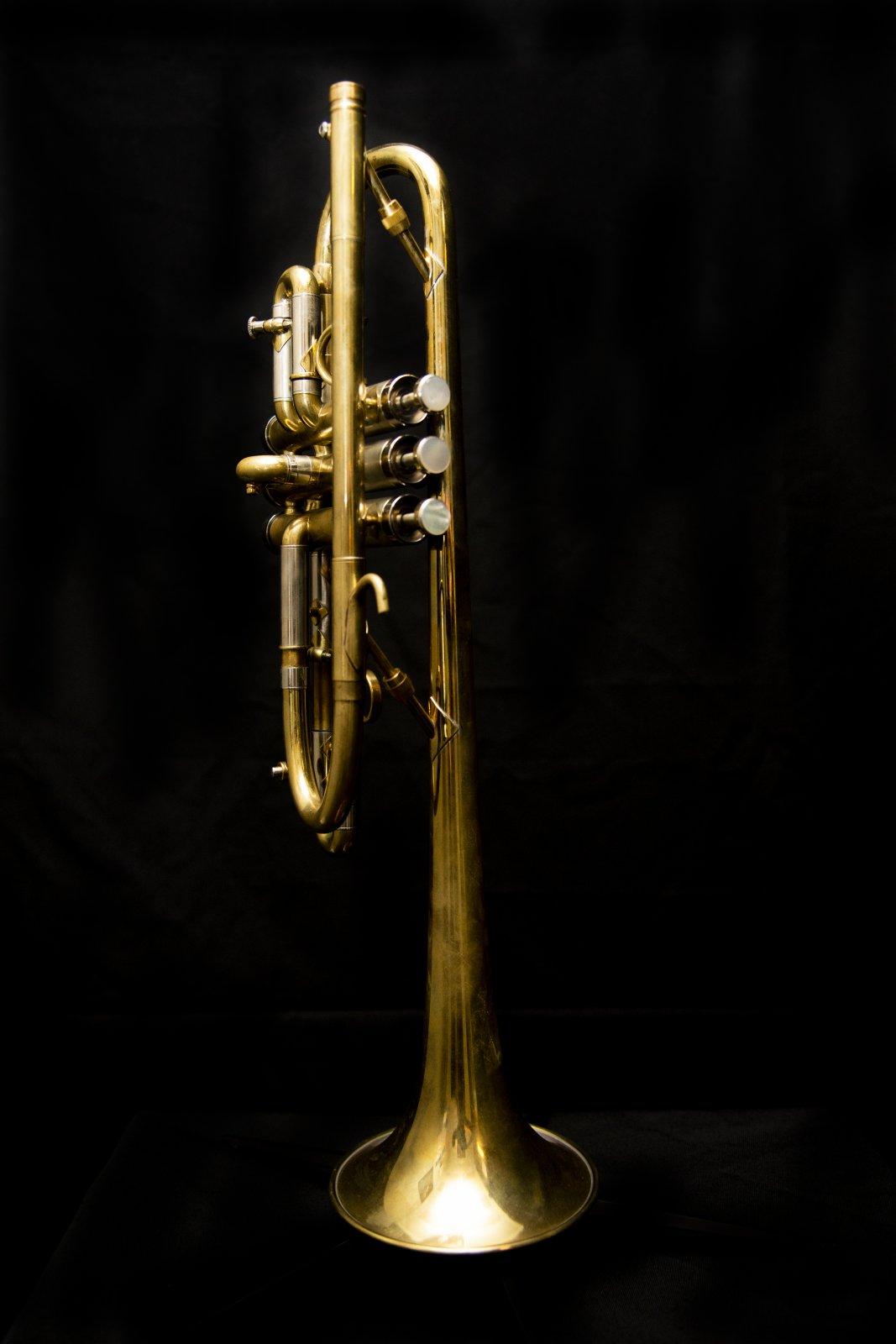 Edwards Generation III C Trumpet