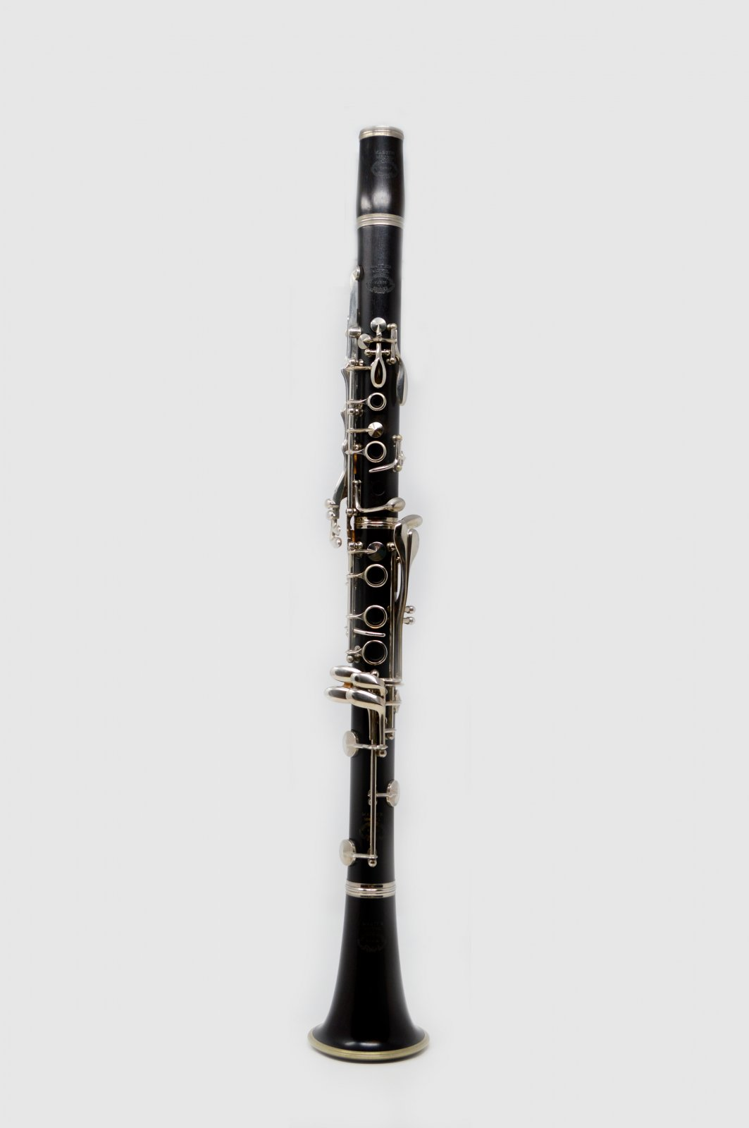 USED Evette Master Model Bb Clarinet