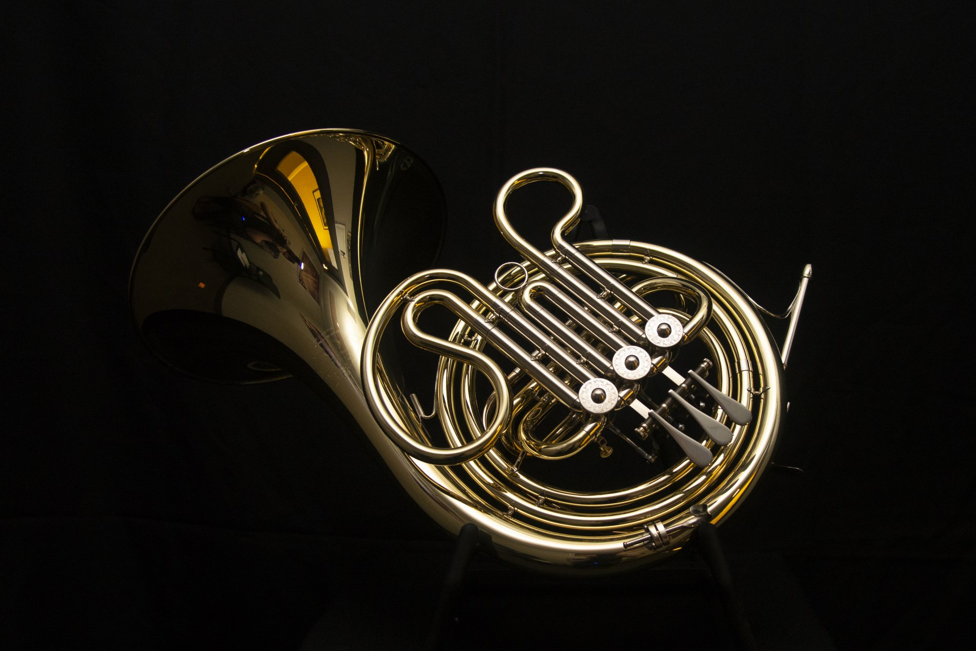 Hans Hoyer Single French Horn