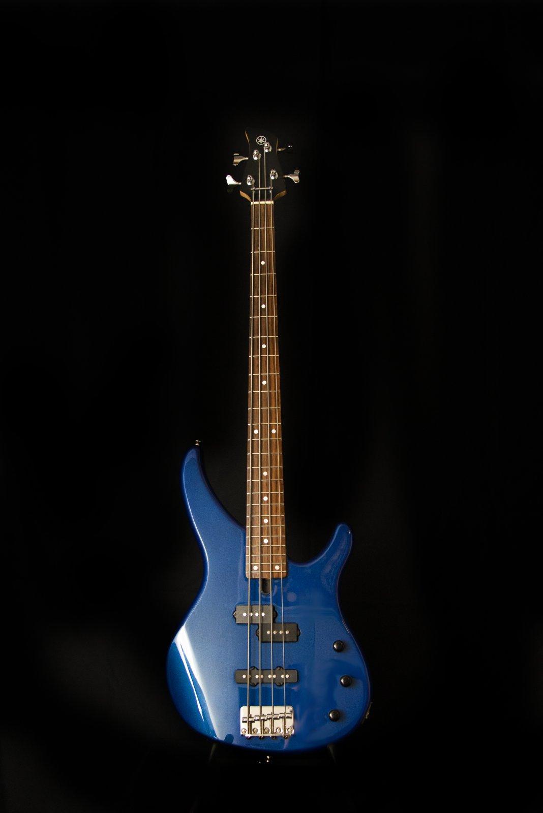 Yamaha TRBX Series Bass Guitar Blue