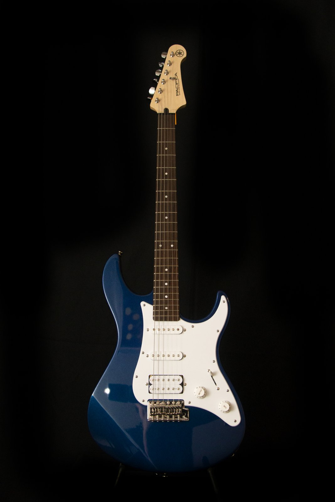 Yamaha GigMaker Electric Guitar Package, Blue