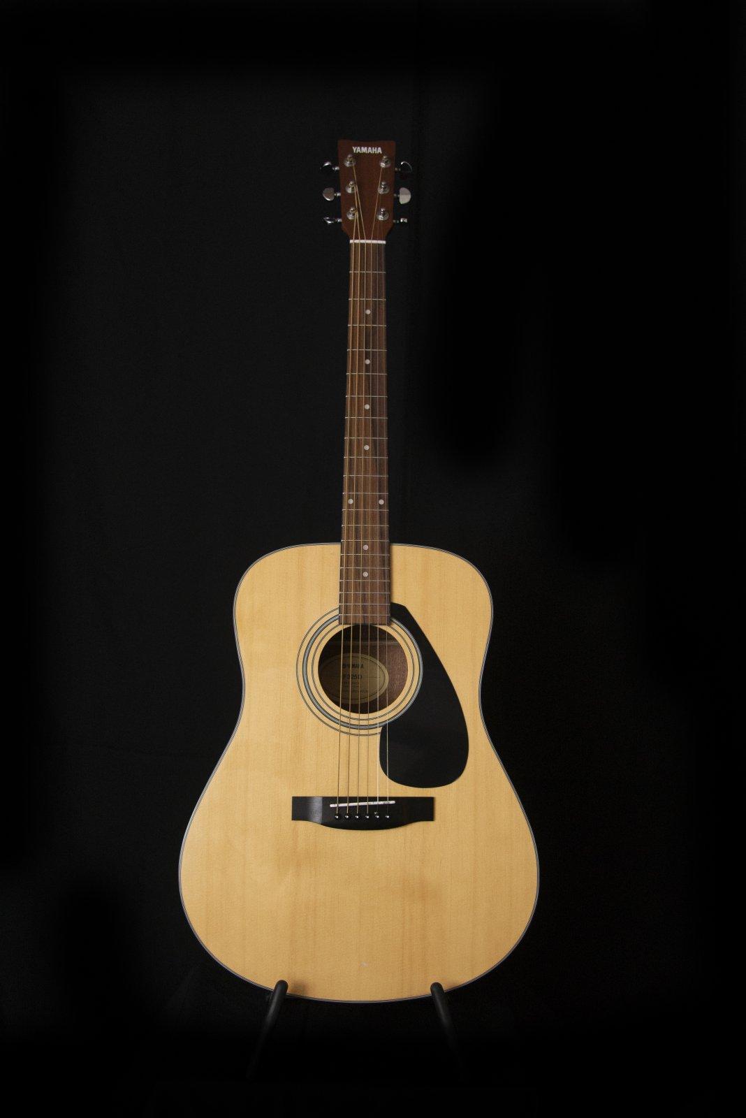Yamaha GigMaker Standard Guitar Package, Natural