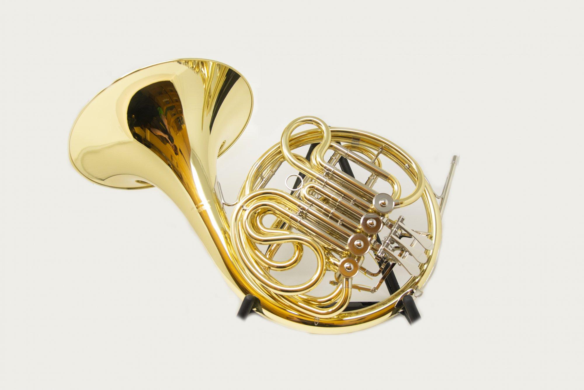 Yamaha YHR-567 Intermediate Double French Horn