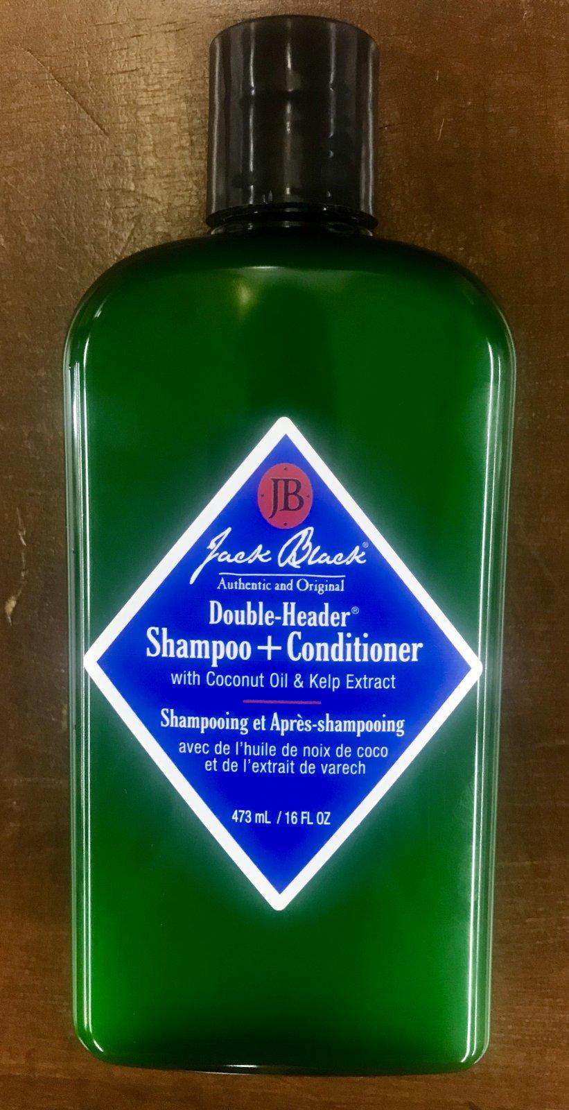 Jack Black Shampoo + Conditioner