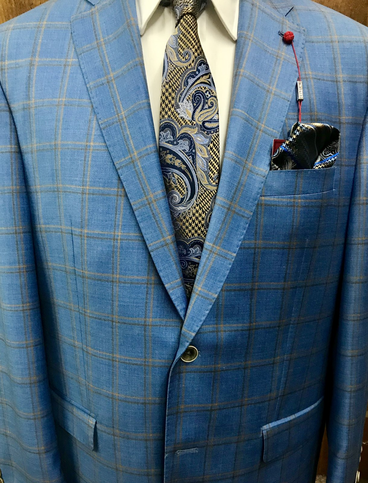 Tailored Sportcoat FIZE1811067