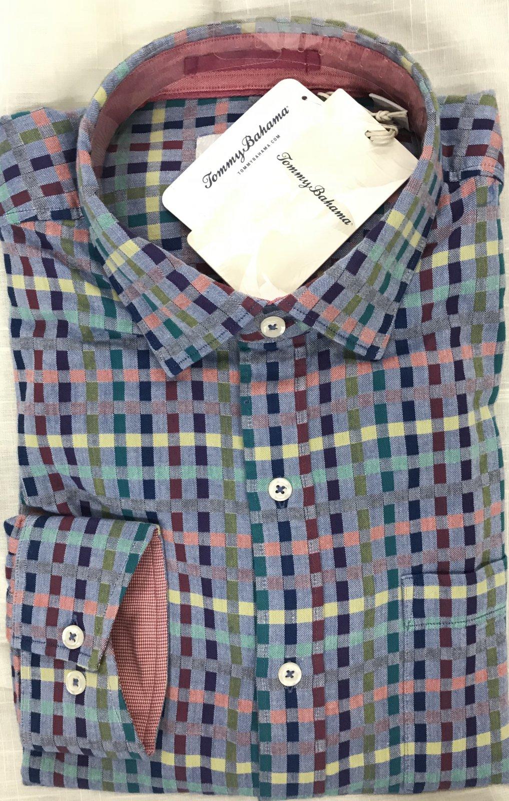 Tommy Bahama Prism Break L/S Sportshirt