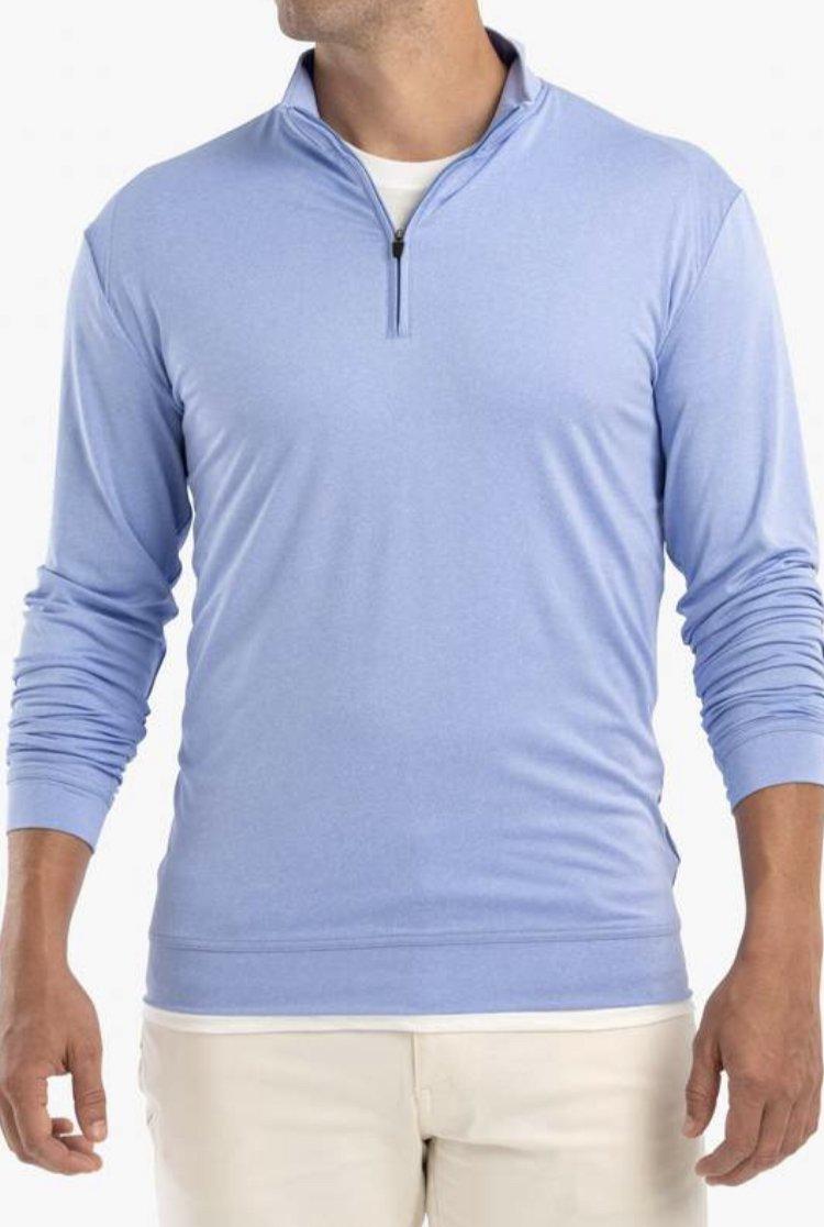 Johnnie-O L/S Flex 1/4 Zip Pullover