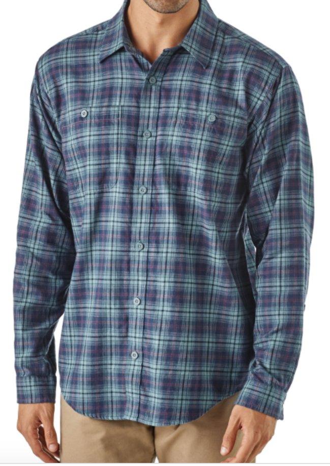 Patagonia Fall 18 Pima Cotton Shirt-Paddler