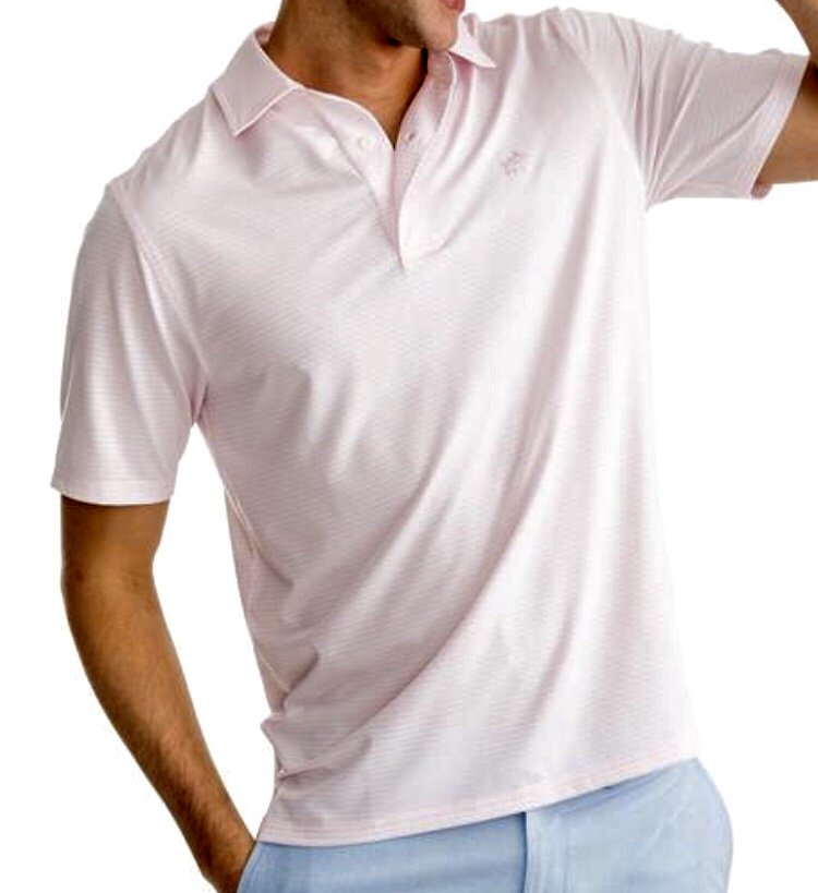 deee590c Southern Tide SS Tryall Performance Polo 4758
