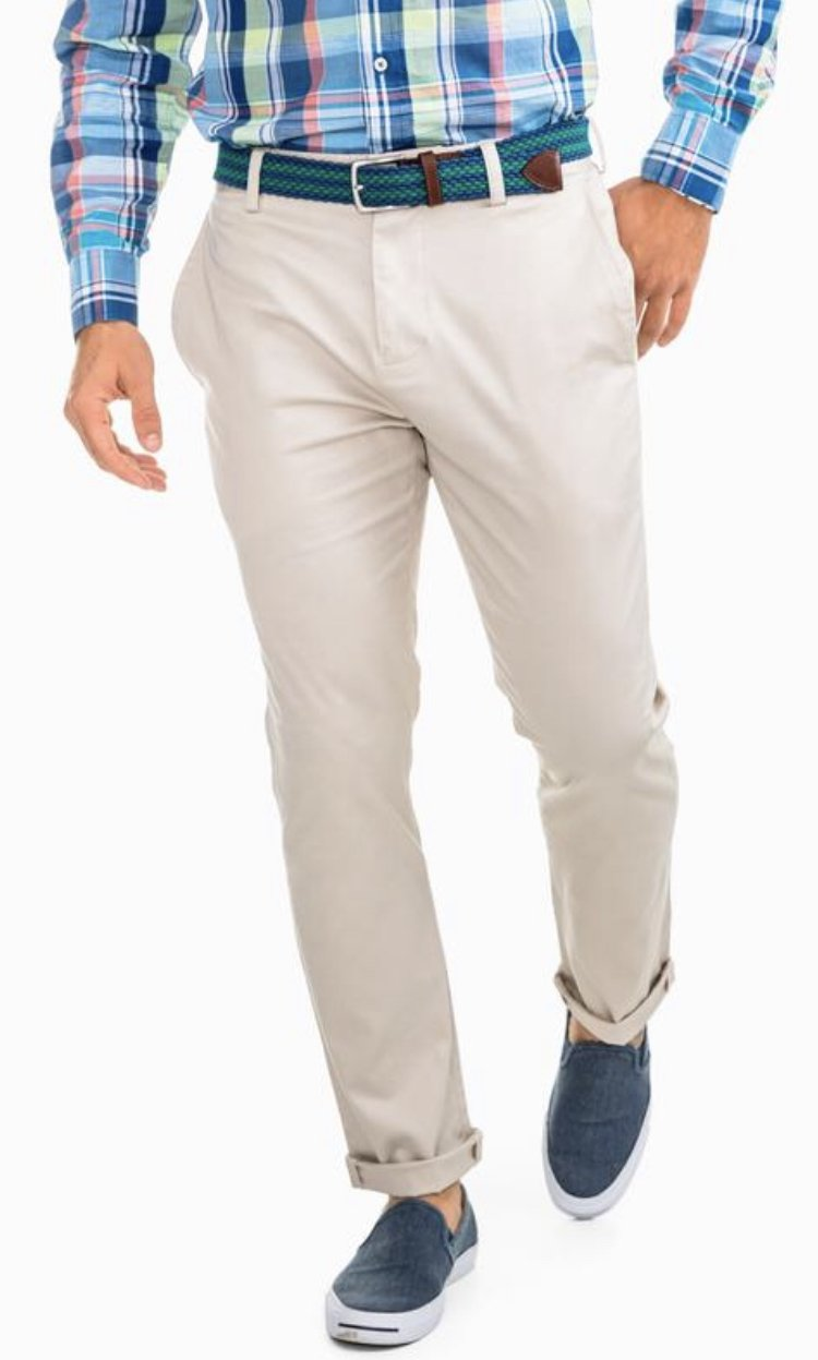 Southern Tide Channel Marker Pant 1122