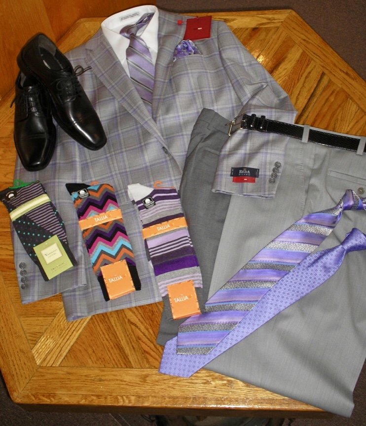 Peerless Tailored Plaid Sportcoat 8110163