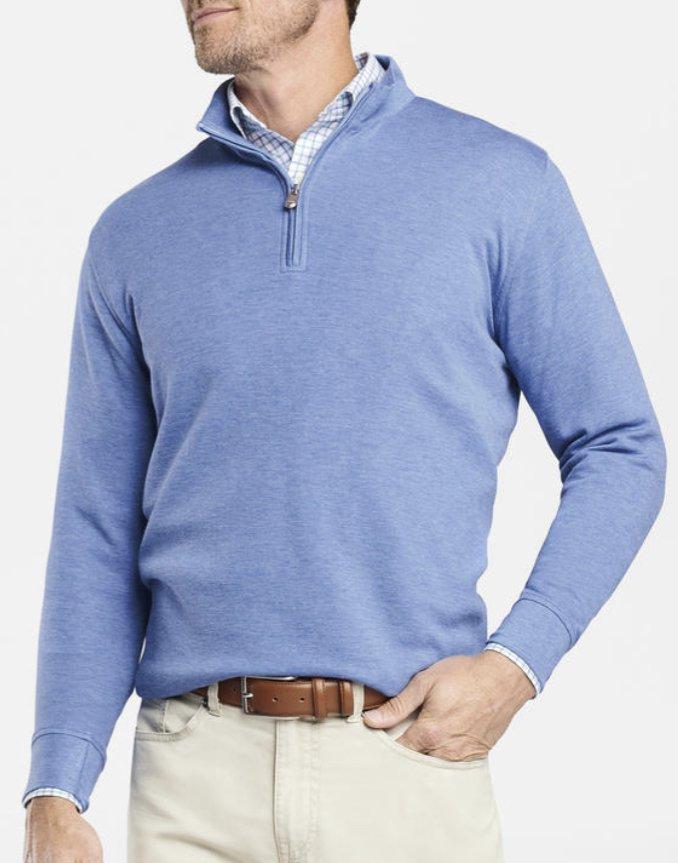 Peter Millar Interlock Quarter Zip MS19K40
