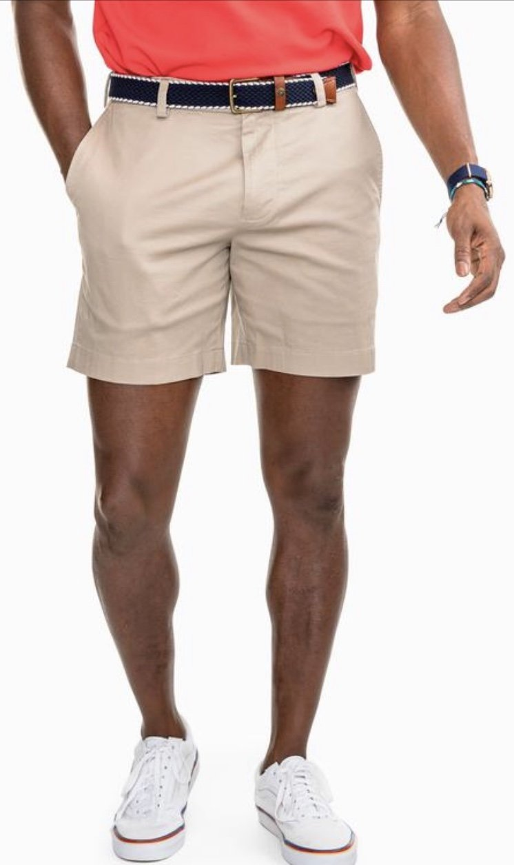 SouthernTide 7 in. Channel Marker Short 1124
