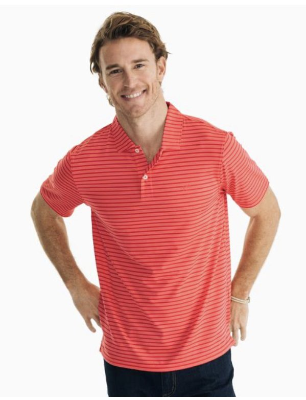 Southern Tide First Mate Performance Polo 6628