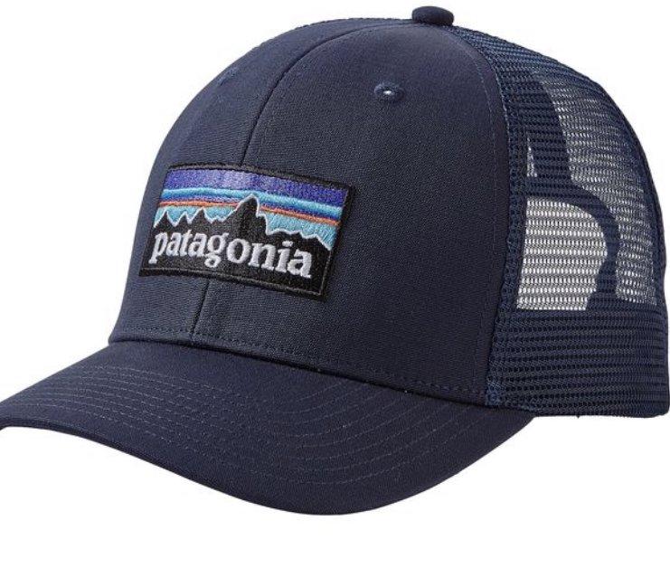 Patagonia P-6 Logo Trucker Hat 38017