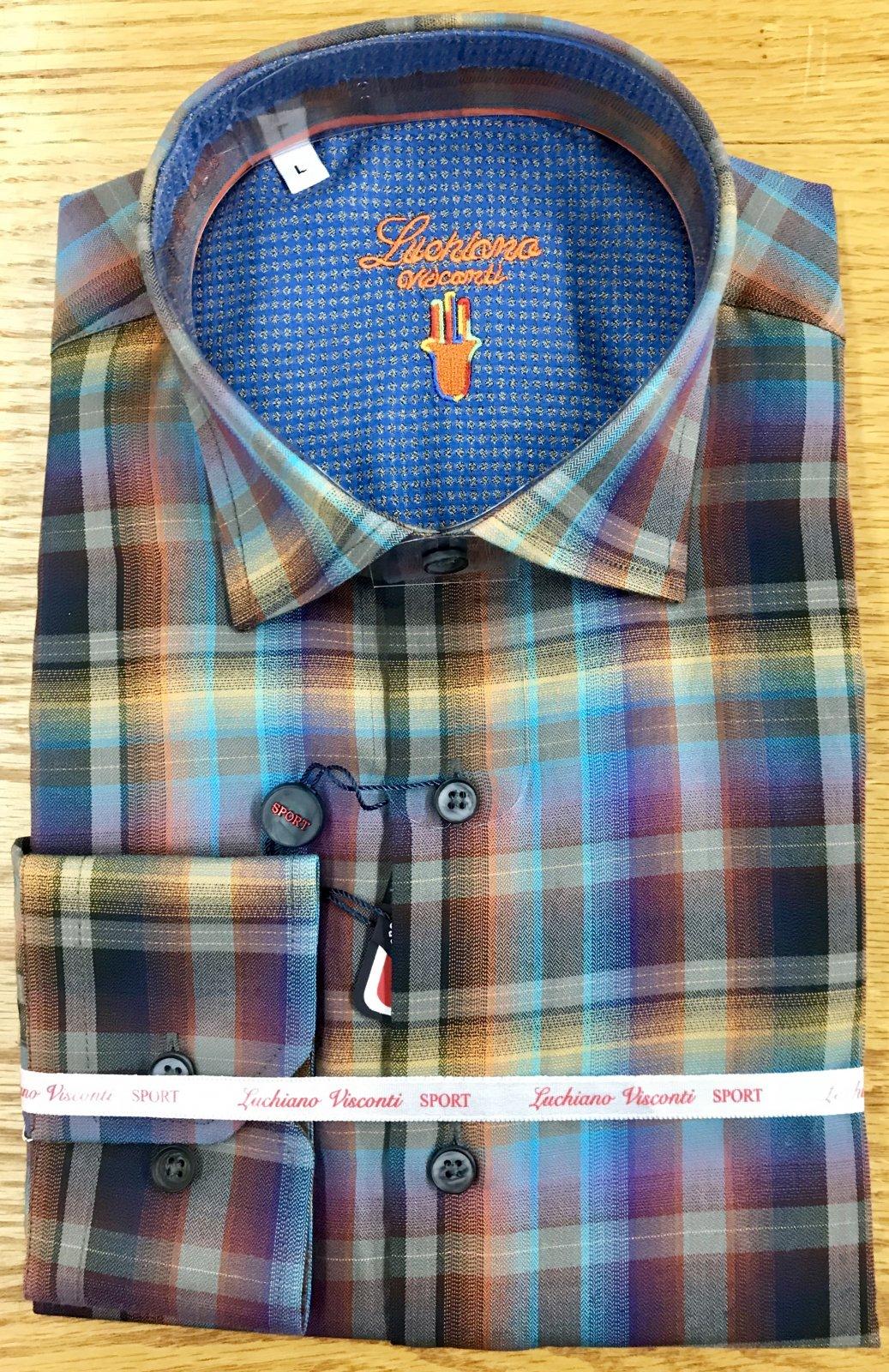 Luchiano Visconti LS Shirt 3949
