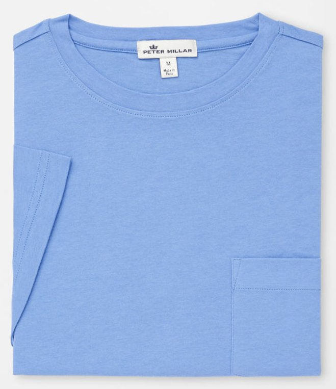 Peter MIllar Summer Soft Pkt Tee MS19K67