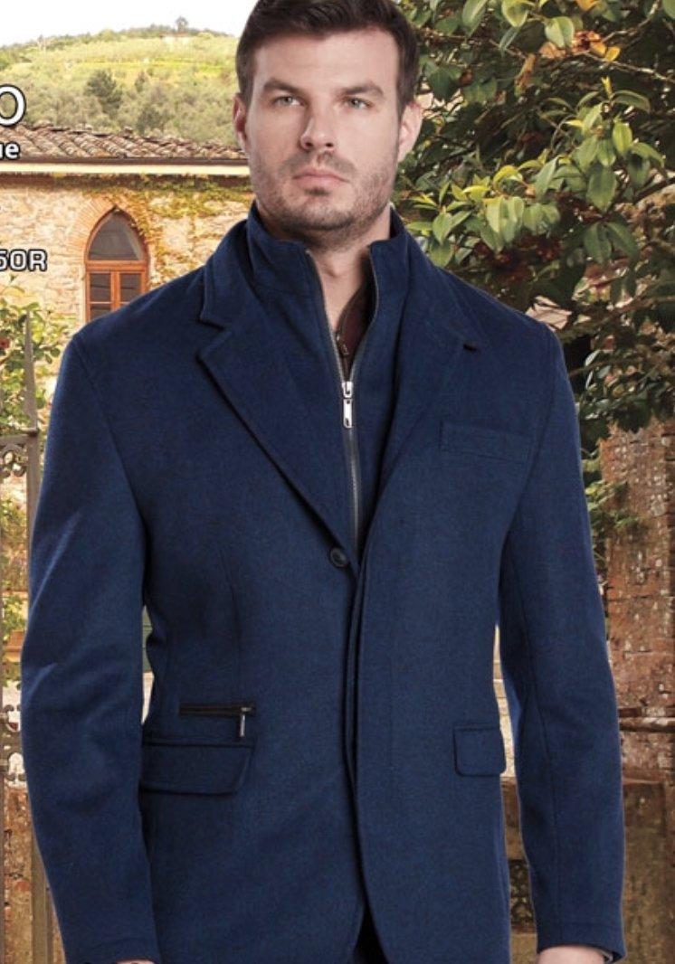 Enzo Coat Jacket