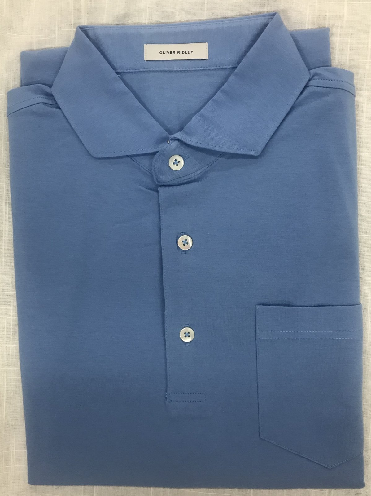 Oliver Ridley LS Clubhouse Polo