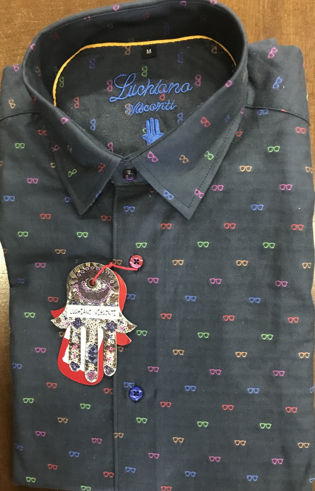 Luchiano Visconti LS Shirt 3573