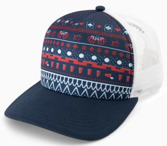 Southern Tide Rendezvous Foam Trucker Hat