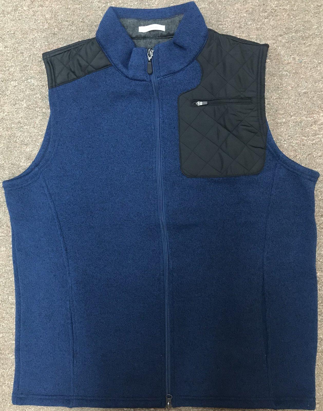 Oliver Ridley McClure Full-Zip Vest