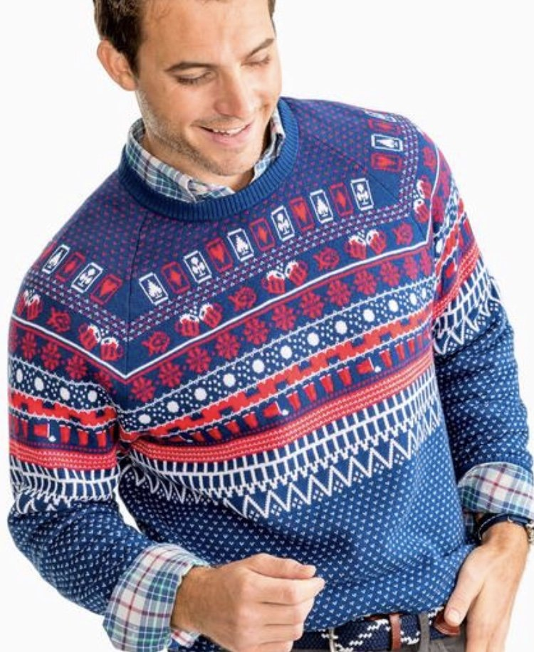 Southern Tide Rendezvous Sweater