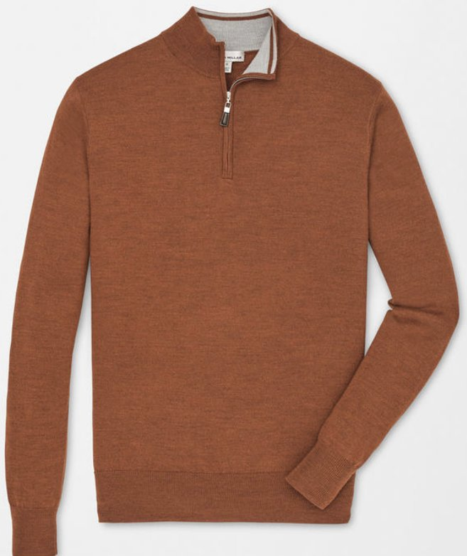 Peter Millar Crown Soft Quarter Zip