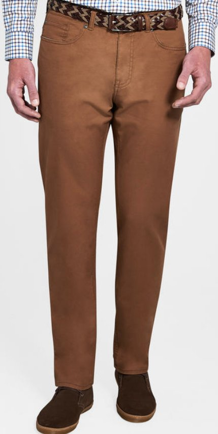Peter Millar Five-Pocket Pant