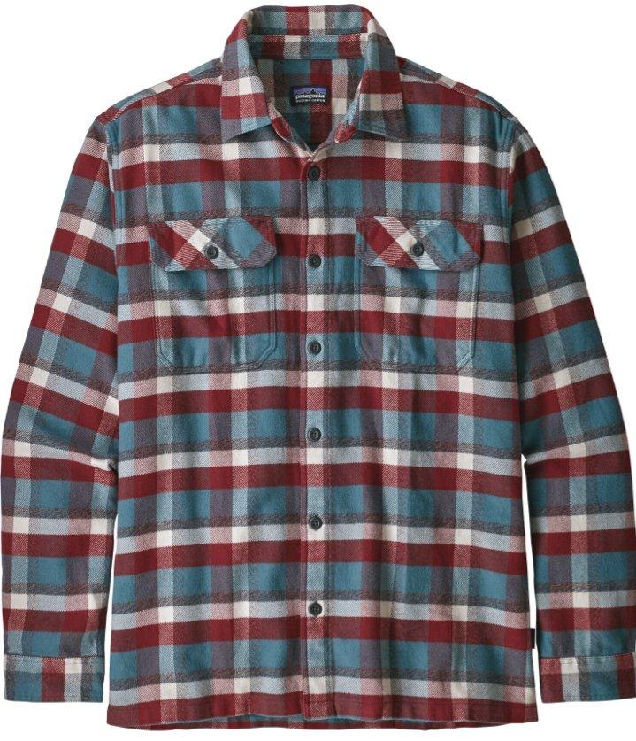 Patagonia M's LS Fjord Flannel Shirt 53947