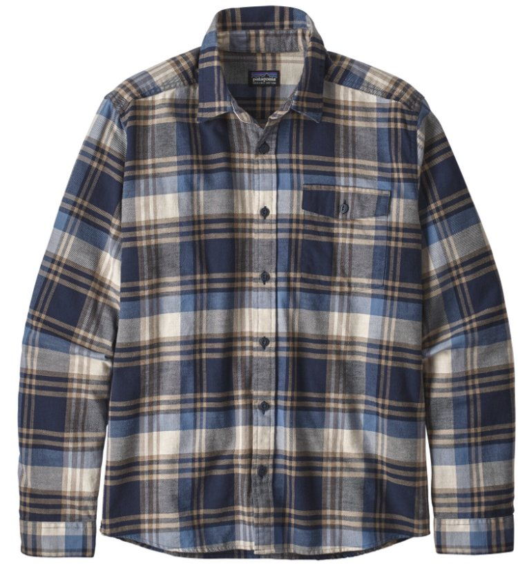 Patagonia M's Lightweight Fjord Flannel Shirt 54020