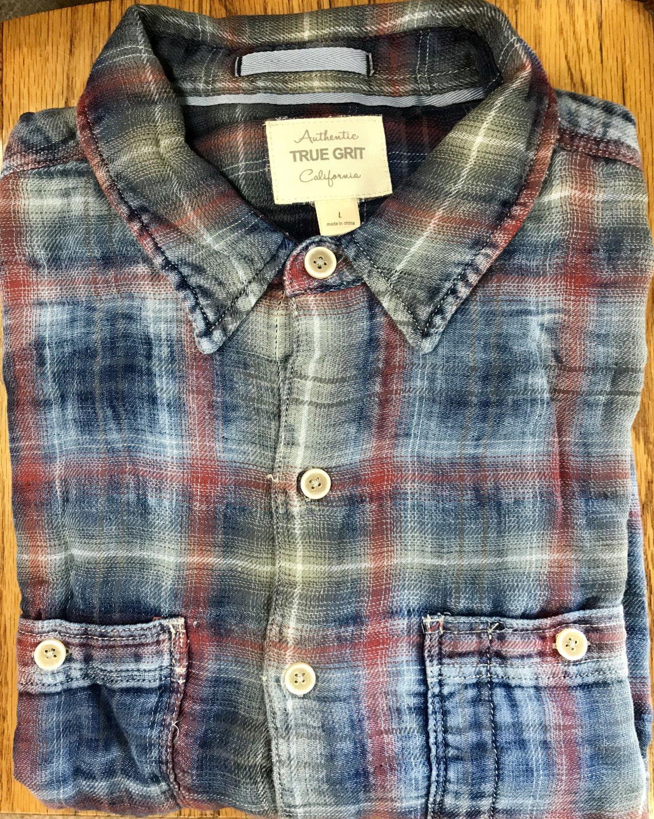 True Grit Redrock LS Shirt 91M38LIP1