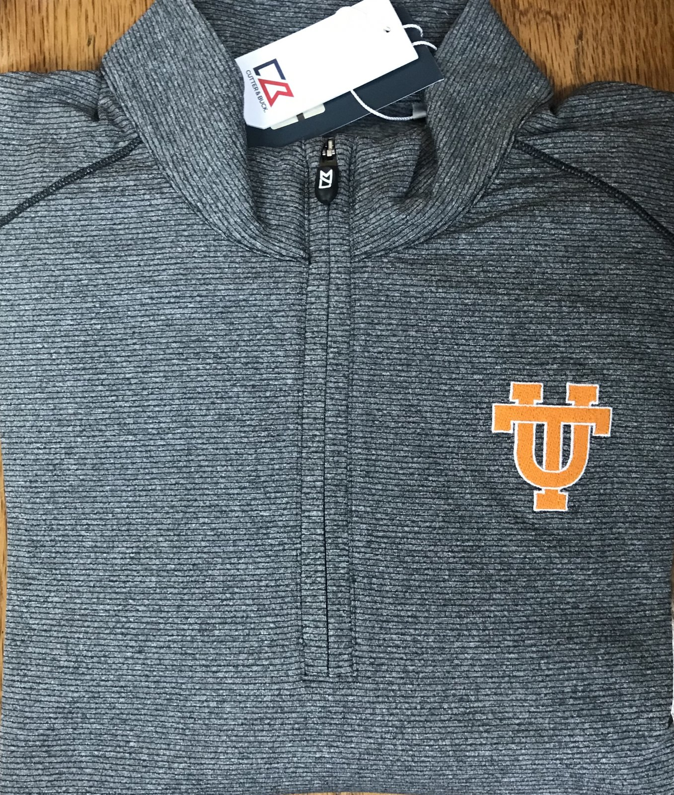 Cutter & Buck Collegiate 1/4 Zip PO