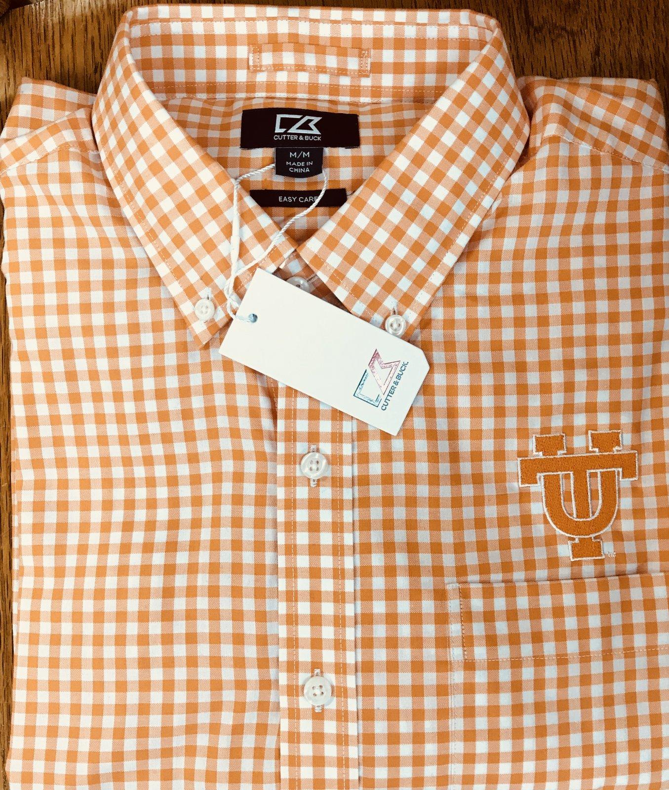 Cutter & Buck Collegiate B. Down Shirt