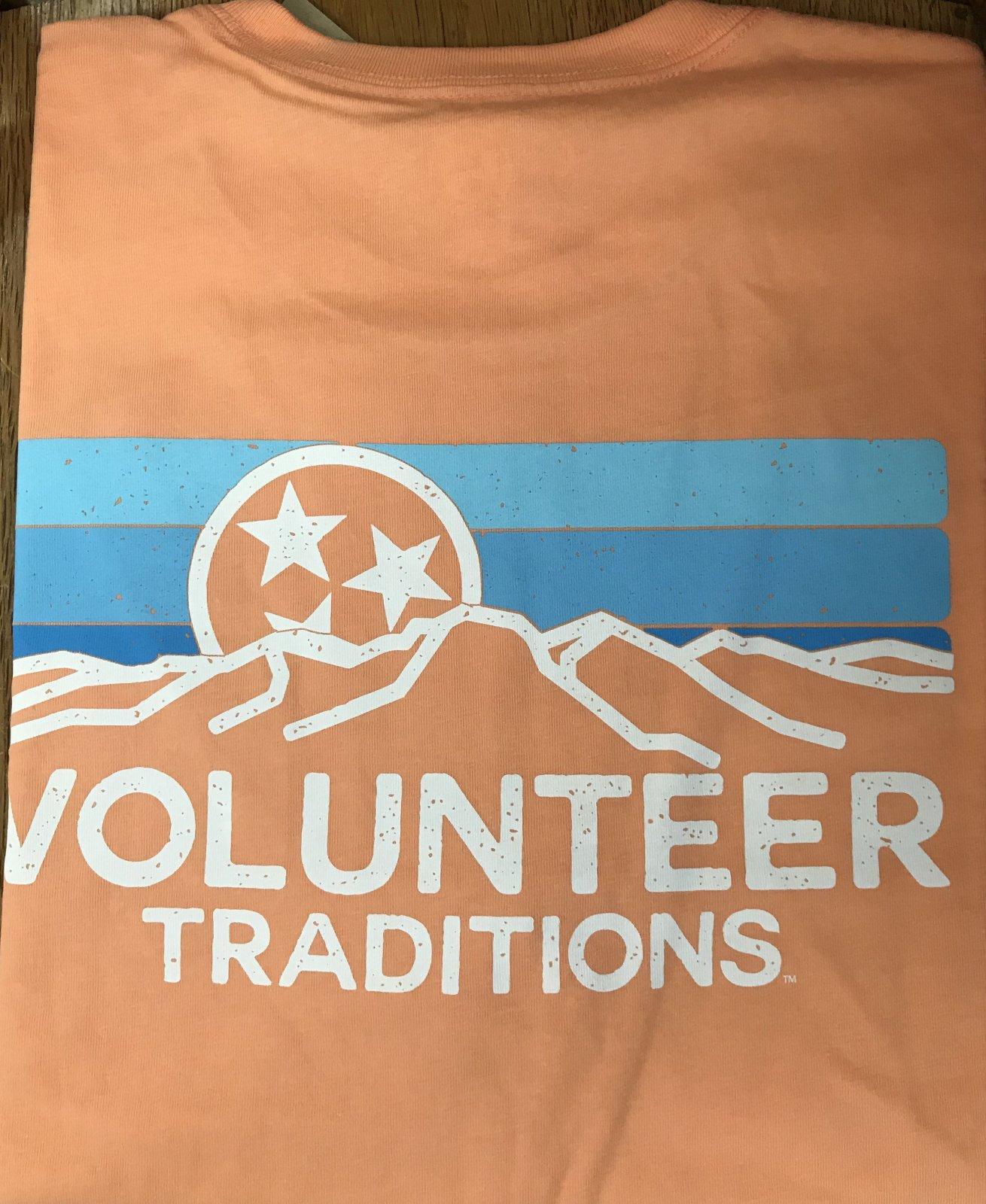 Volunteer Traditions SS Horizon Pocket Tee