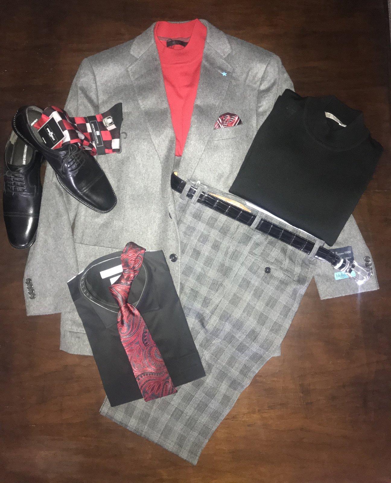 Blujacket Cashmere Sportcoat 1082023