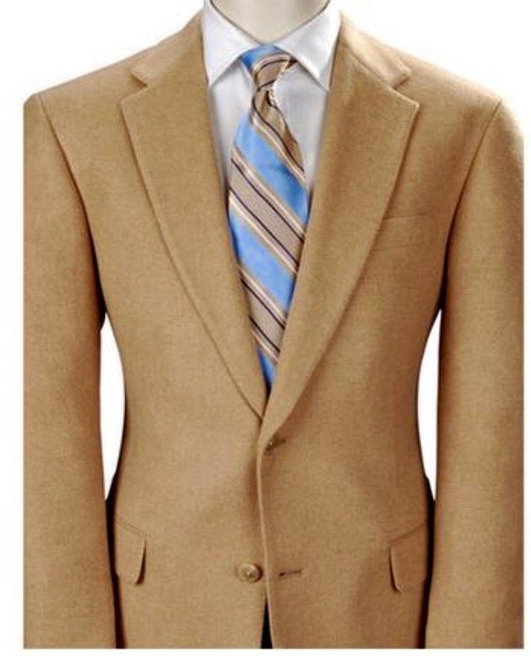 Ralph Lauren Camel Sportcoat