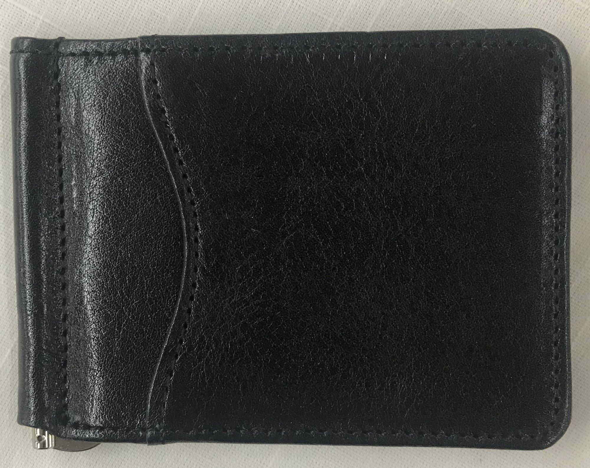 Brighton Carnegie Moneyclip Wallet E70113