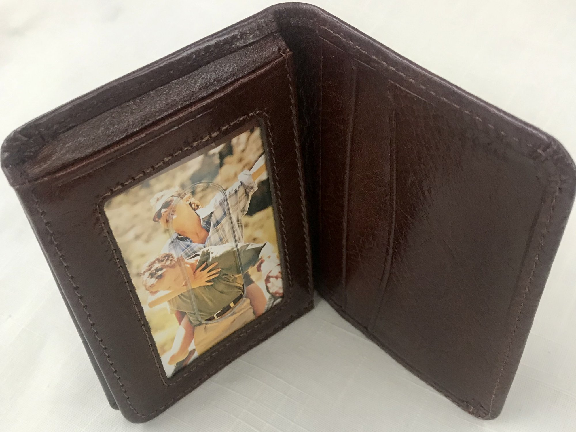 Brighton Carnegie Flip Wallet 89518