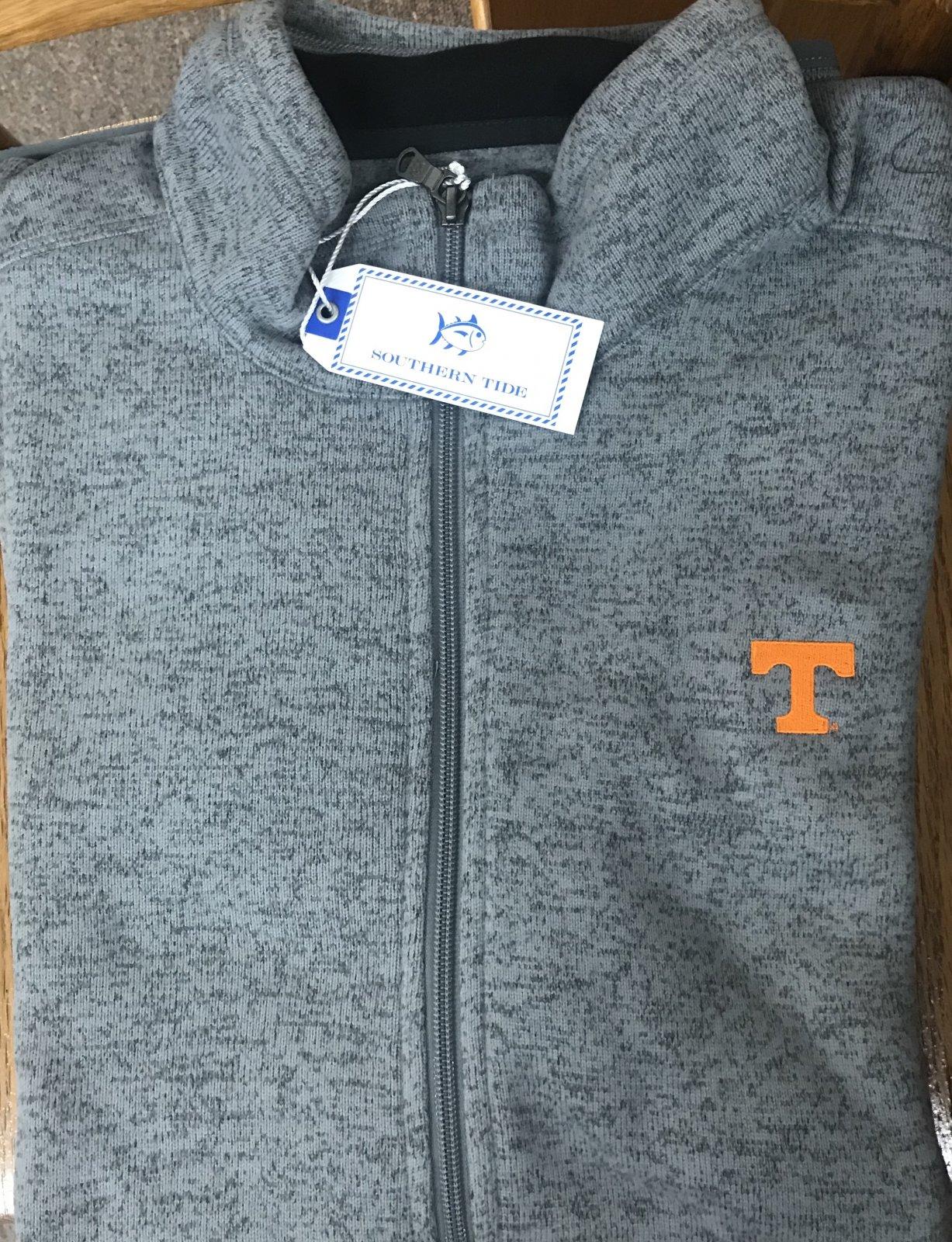 ST Gameday Sweater Fleece Vest