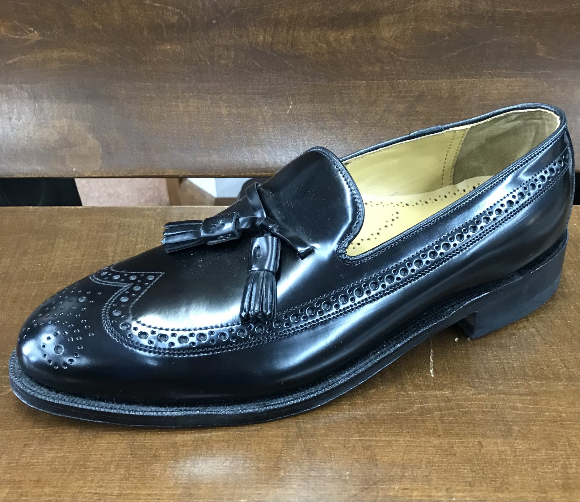 Johnston & Murphy Deerfield Wing Shoe