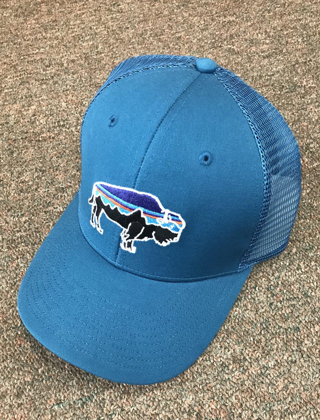 Patagonia Fitzroy Bison Trucker Hat
