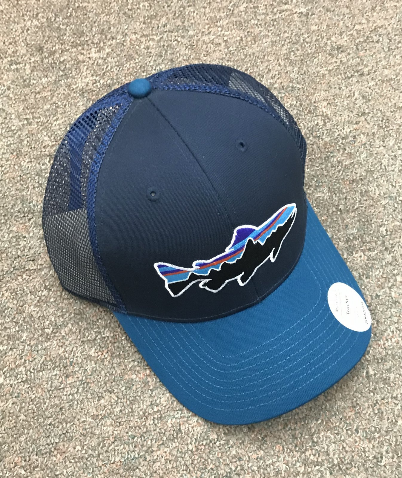Patagonia Fitzroy Trout Trucker Hat