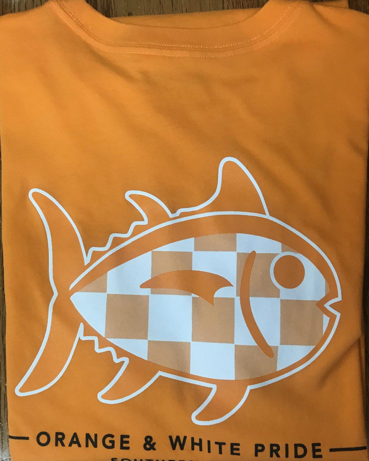 ST SS Checkerboard Skipjack T-Shirt