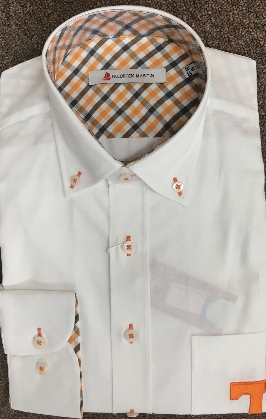 Frederick Martin LS Collegiate Shirt