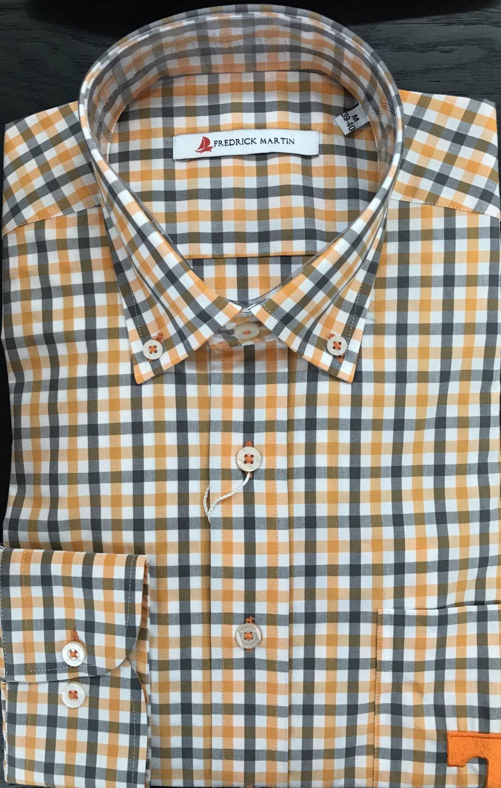 Frederick Martin Collegiate LS Shirt 26